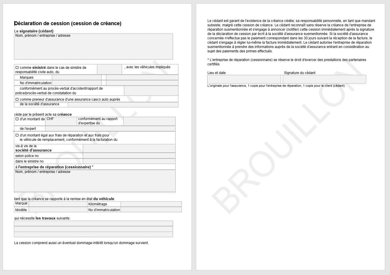 Download déclaration de cession   UPSA   AGVS - Section Vaud