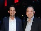Marc Kessler, CEO de Quality1, avec Olivier Maeder de l'UPSA