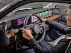 La numérisation et l'info-divertissement constituent des mégatendances technologiques. Les écrans d'info-divertissement couvrent toute la largeur de la Honda e, le nouveau petit VEB. (Photo: Honda)